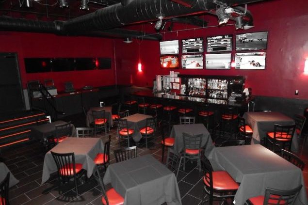 The Red Room at Joe's on Weed St.