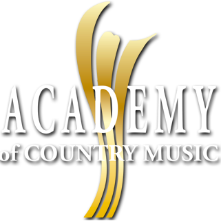 Academy of Country Music Awards gold Trophy